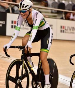 Macey Stewart Australian Professional Cyclist