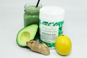 Mayella Alkalise Green & Go Green Blend - Green Smoothie