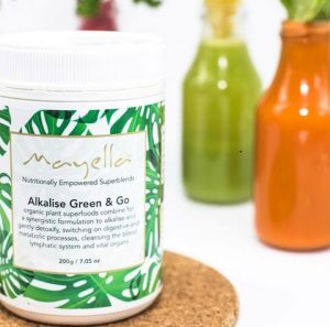 Mayella Alkalise Green & Go 40 Day Challenge