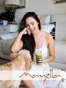 Green Smoothie Mayella 40 Day Alkalise Green & Go Challenge